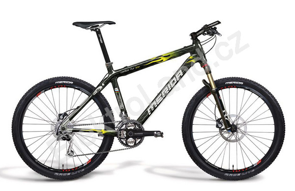 Merida Carbon FLX 900-D (2008)